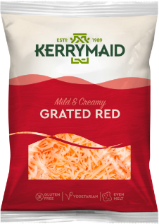 KERRYMAID Red Gratedn